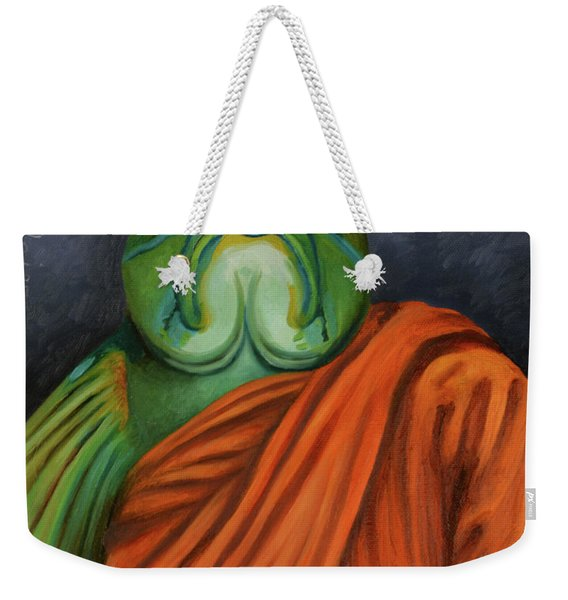 Monk Fish Weekender Tote Bag