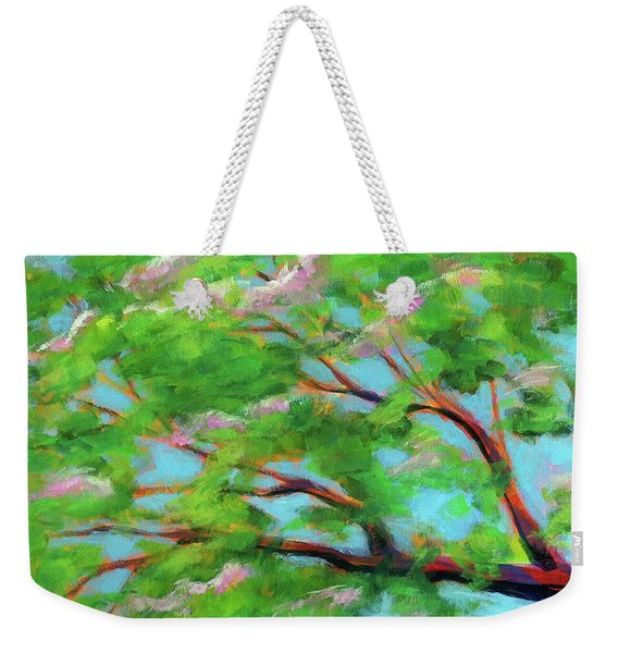 Monkeypod Dawn Weekender Tote Bag