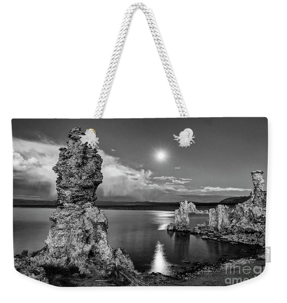 Mono Magic Weekender Tote Bag
