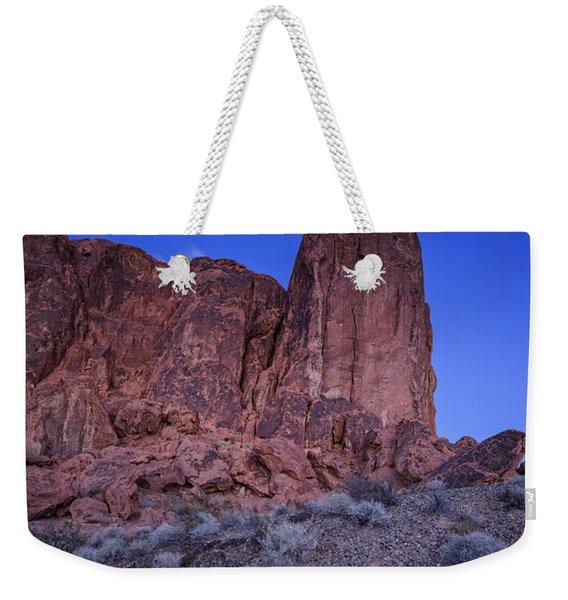 Monolith Moonrise Weekender Tote Bag