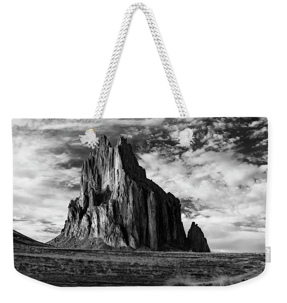 Monolith On The Plateau Weekender Tote Bag