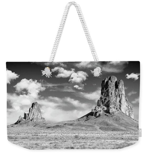 Monoliths Weekender Tote Bag