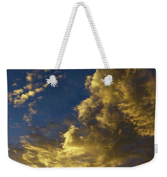 Monsoon Warmth Weekender Tote Bag