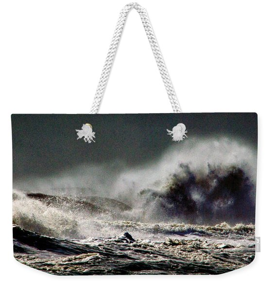 Monster Of The Seas Weekender Tote Bag