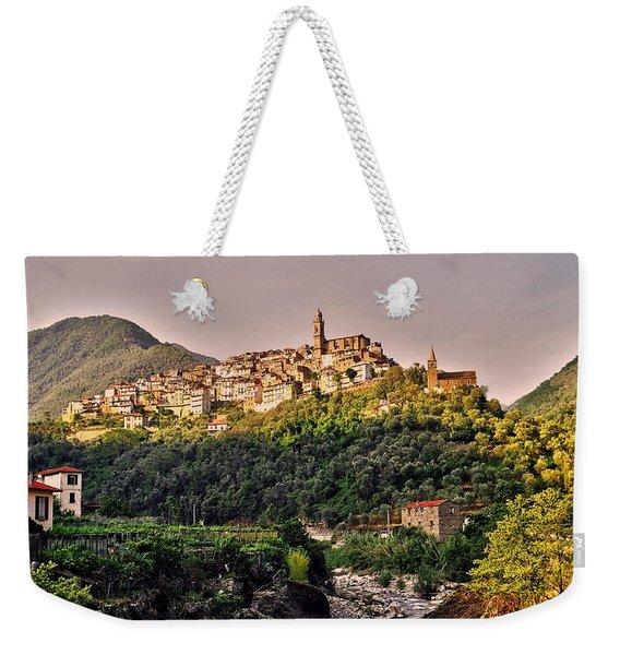 Montalto Ligure - Italy Weekender Tote Bag