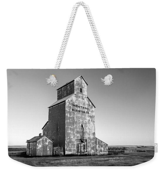 Montana Elevator Company Weekender Tote Bag