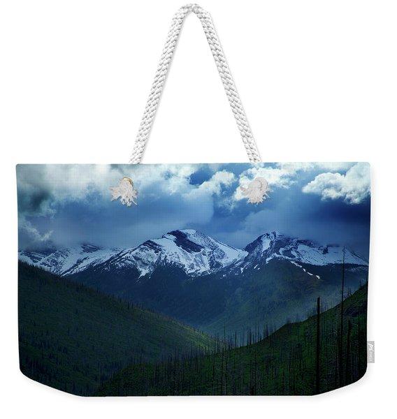Montana Mountain Vista #2 Weekender Tote Bag