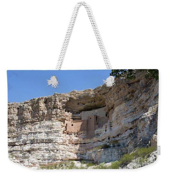 Montezuma Castle National Monument Arizona Weekender Tote Bag