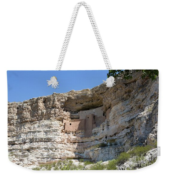 Montezuma Castle National Monument Arizona Weekender Tote Bag