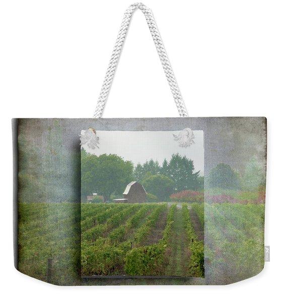 Montinore Winery Weekender Tote Bag