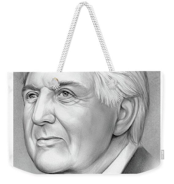 Monty Hall Weekender Tote Bag