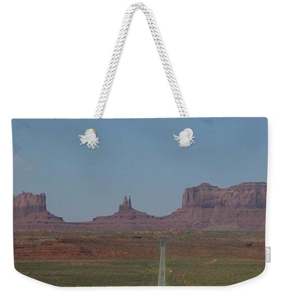 Monument Valley Navajo Tribal Park Weekender Tote Bag