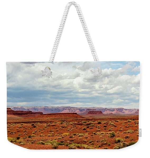 Monument Valley, Utah Weekender Tote Bag
