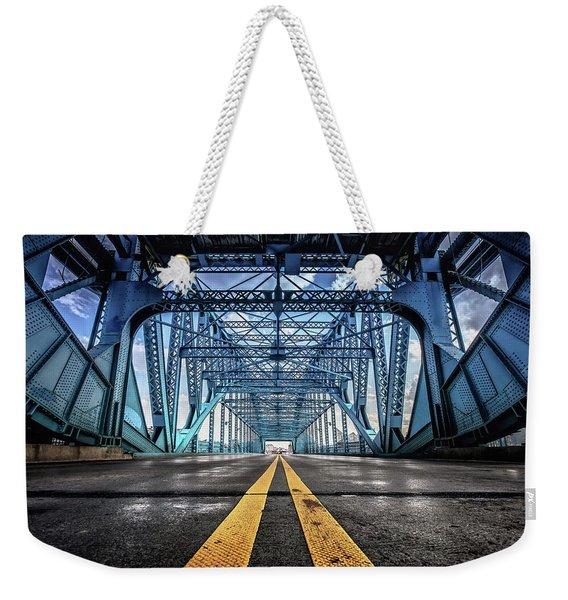 Monumental Market Street Weekender Tote Bag