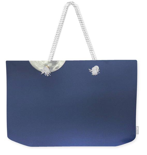 Moon Over Ko'olau Weekender Tote Bag
