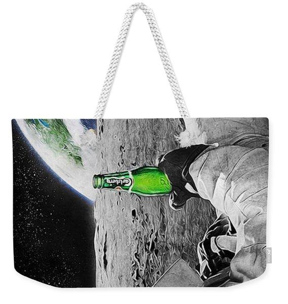 Moon Rockin Weekender Tote Bag
