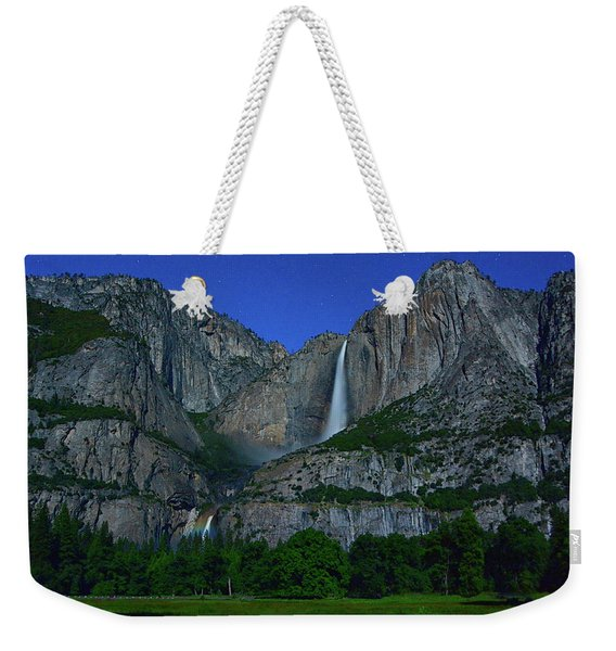 Moonbow Yosemite Falls Weekender Tote Bag