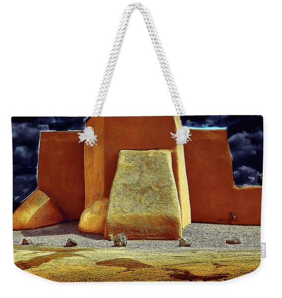 Moonlight In Ranchos Weekender Tote Bag