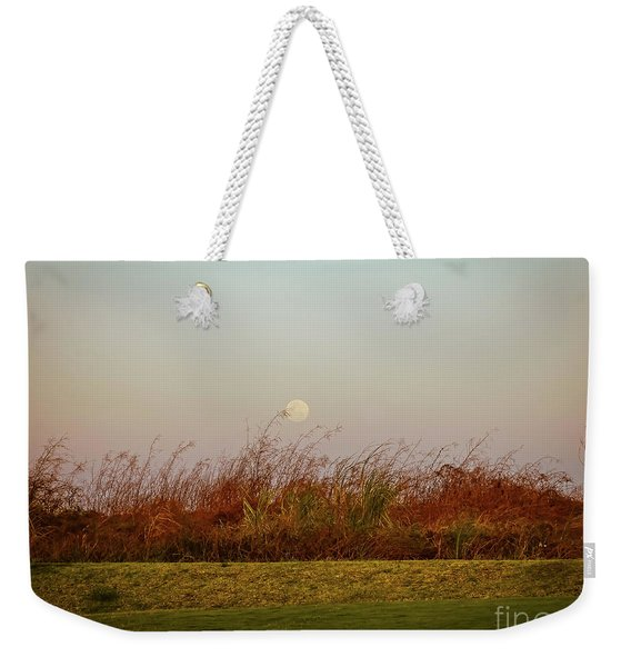 Moonscape Evening Shades Weekender Tote Bag