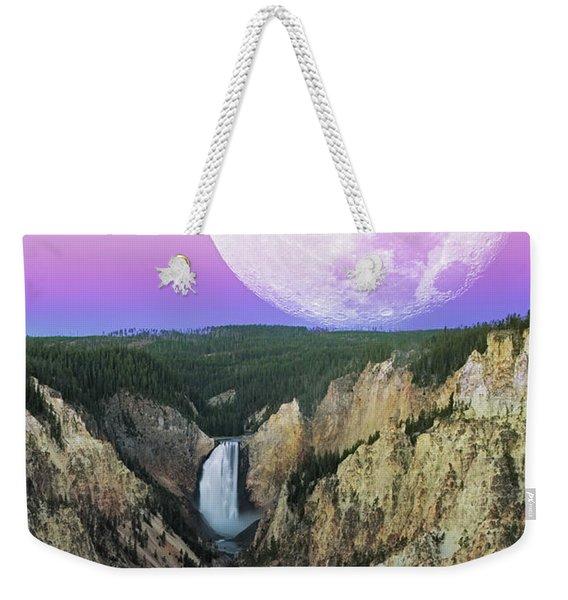 My Purple Dream Weekender Tote Bag