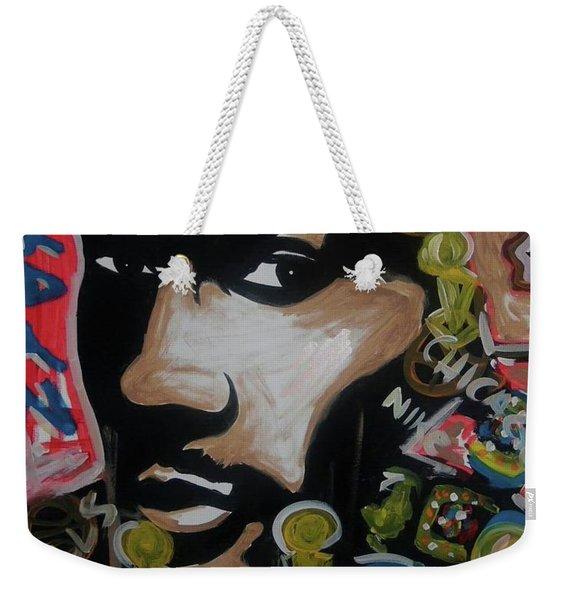 Moore Rings Weekender Tote Bag
