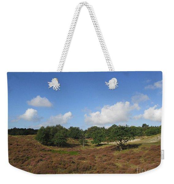 Moorland In The Noordhollandse Duinreservaat Weekender Tote Bag