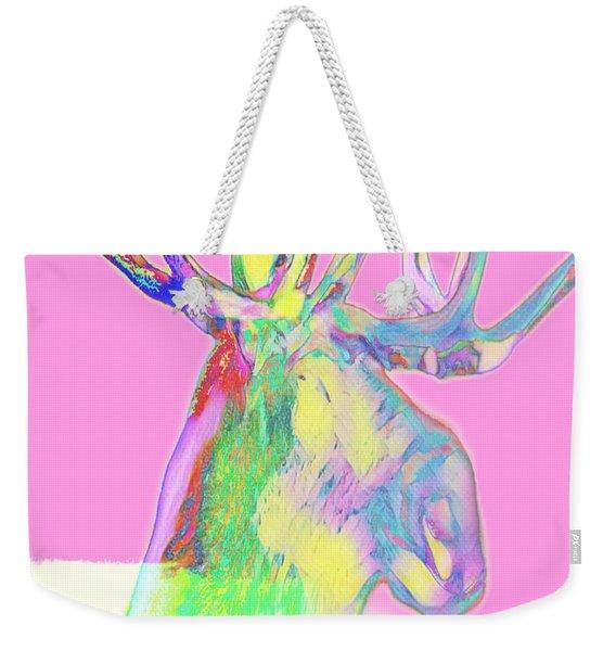 Moosemerized Weekender Tote Bag