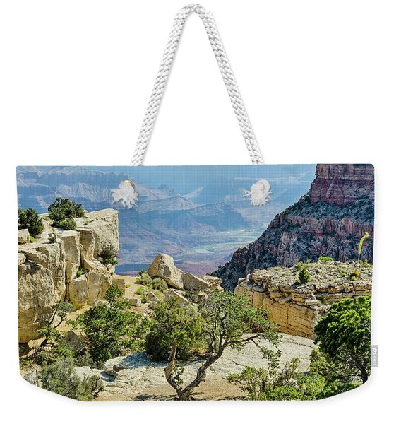 Moran Point View Weekender Tote Bag
