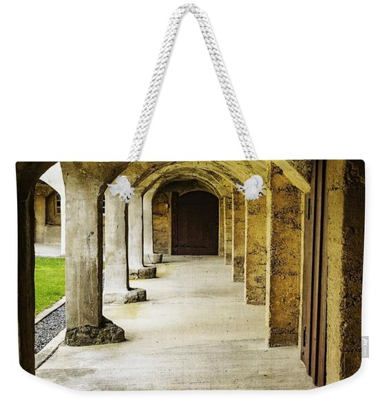 Moravian Pottery And Tile Works Weekender Tote Bag