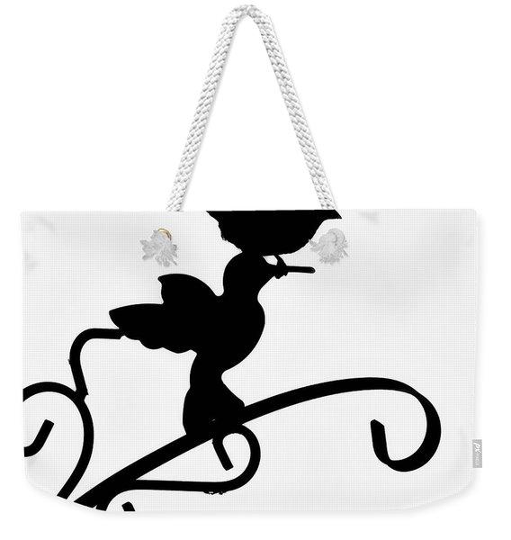 Morning Adventures Weekender Tote Bag