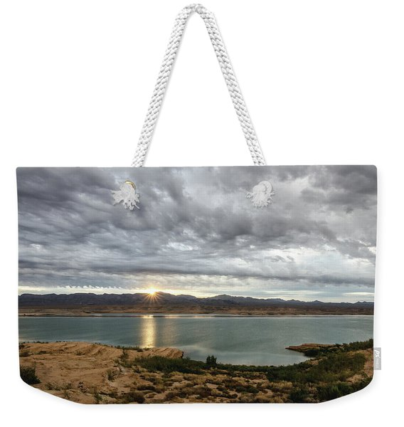Morning After The Storm Weekender Tote Bag
