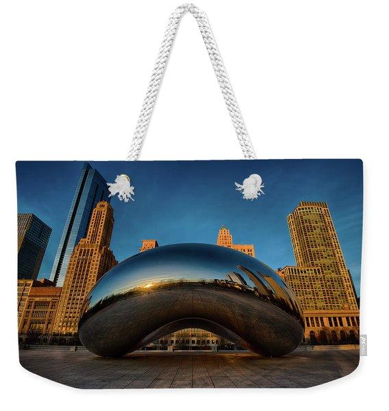 Morning Bean Weekender Tote Bag