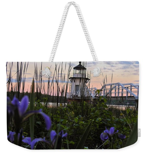 Morning Beauties Weekender Tote Bag