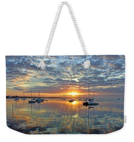 Morning Bliss Weekender Tote Bag