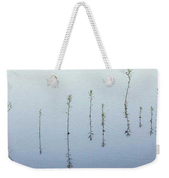 Morning Calm Weekender Tote Bag