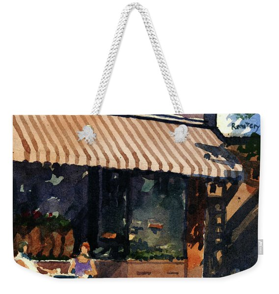 Morning Cuppa Joe Weekender Tote Bag