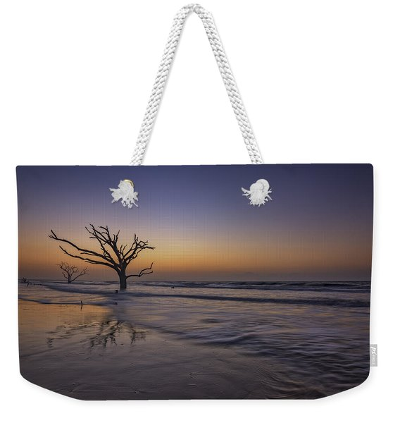 Morning Glow On Edisto Island Weekender Tote Bag