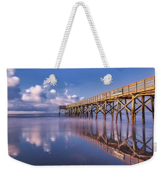 Morning Gold - Isle Of Palms, Sc Weekender Tote Bag
