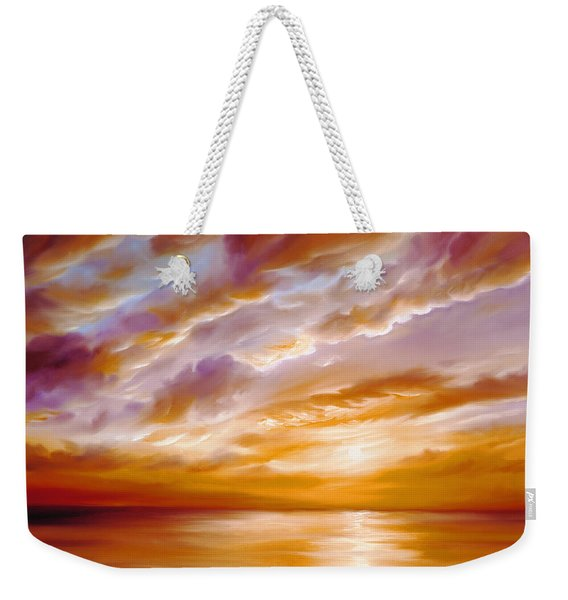Morning Grace Weekender Tote Bag