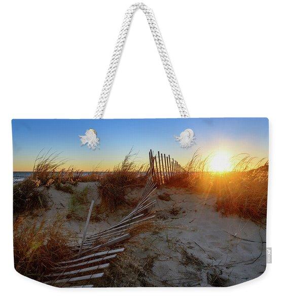 Morning Heat Weekender Tote Bag