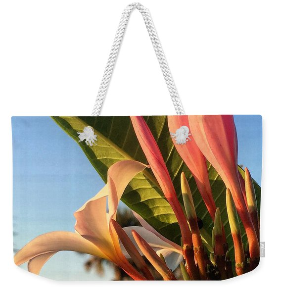 Morning Heaven Weekender Tote Bag