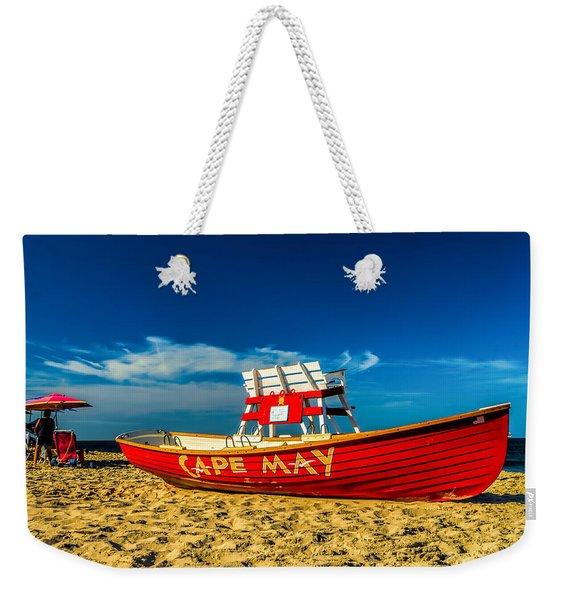 Morning In Cape May Weekender Tote Bag