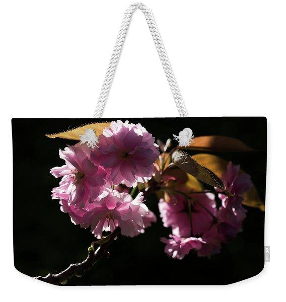 Morning Light Weekender Tote Bag