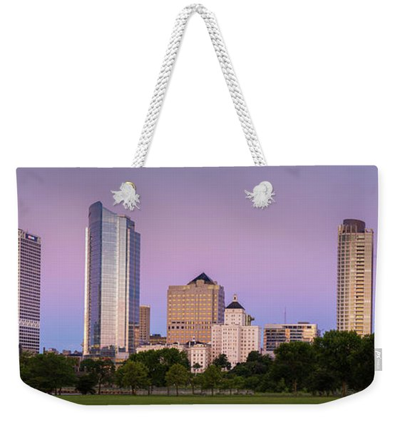 Morning Morning Weekender Tote Bag