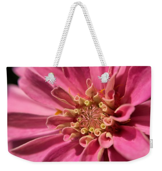 Morning Pink Weekender Tote Bag