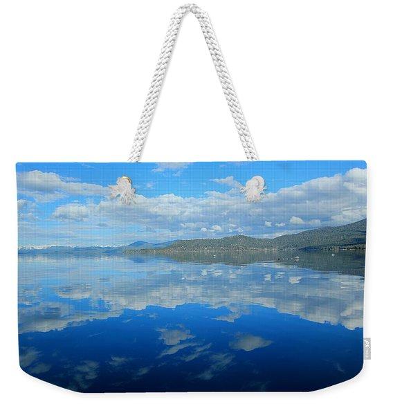 Morning Reflections Weekender Tote Bag
