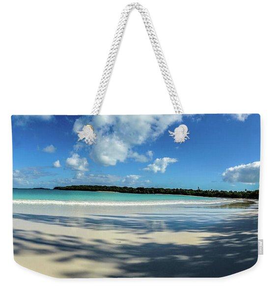 Morning Shadows Ile Des Pins Weekender Tote Bag