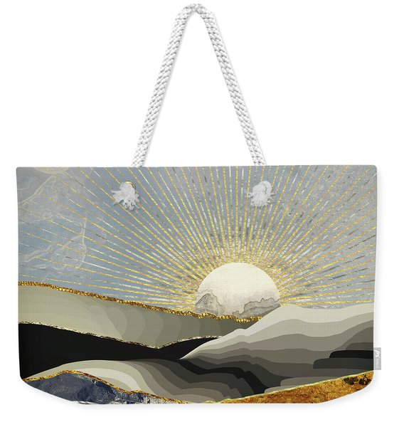 Morning Sun Weekender Tote Bag