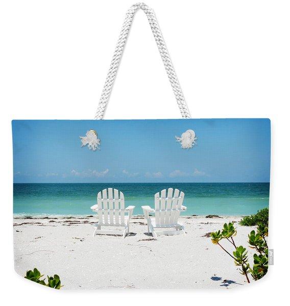 Morning View Weekender Tote Bag