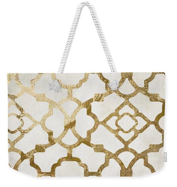 Moroccan Gold I Weekender Tote Bag